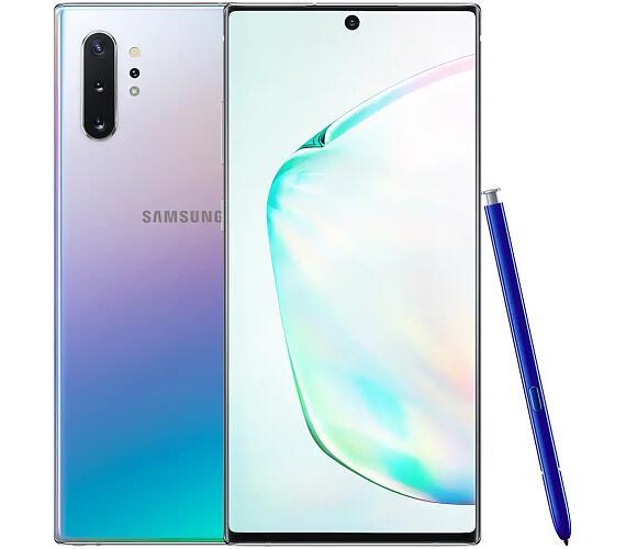 Samsung Galaxy Note 10+ SM-N975 256GB Silver (SM-N975FZSDXEZ)