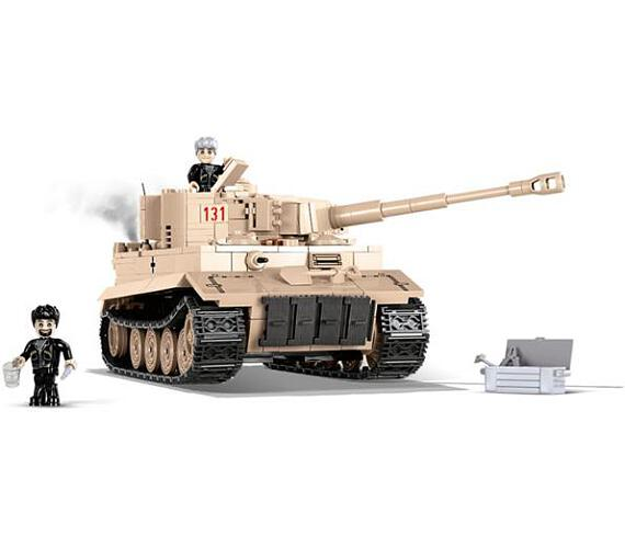 Cobi 2519 Small Army II WW Tiger I nr 131