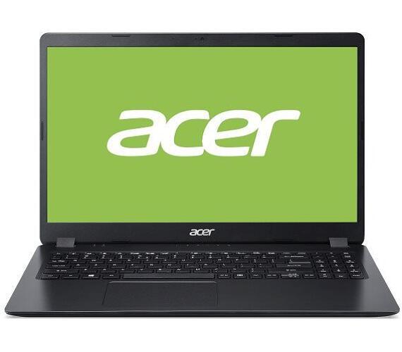 "Acer Aspire 3 (A315-54K-33LA) Core i3-7020U/4GB+N/256GB SSD/15.6""matný/HD Graphics/W10 Home/Black (NX.HEEEC.001)"