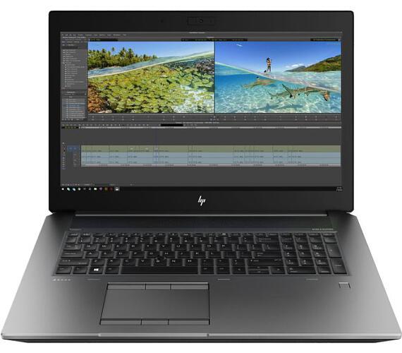 HP ZBook 17 G6 Intel i7-9850H/ 32GB DDR4 / 512 GB SSD / 17,3'' FHD/Blu-ray/ Qaudro RTX3000 6GB/ Win 10 Pro (6TV06EA#BCM) + DOPRAVA ZDARMA