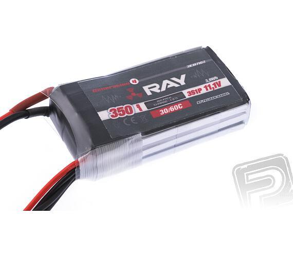 RAY Li-Po 350mAh/11,1 30/60C Air pack