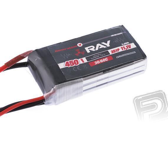 RAY Li-Po 450mAh/11,1 30/60C Air pack