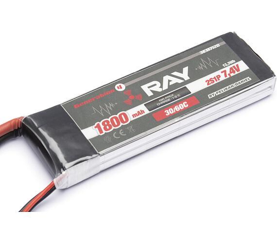 RAY Li-Po 1800mAh/7,4 30/60C Air pack