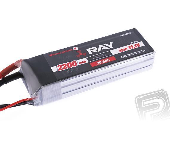 RAY Li-Po 2200mAh/11,1 30/60C Air pack
