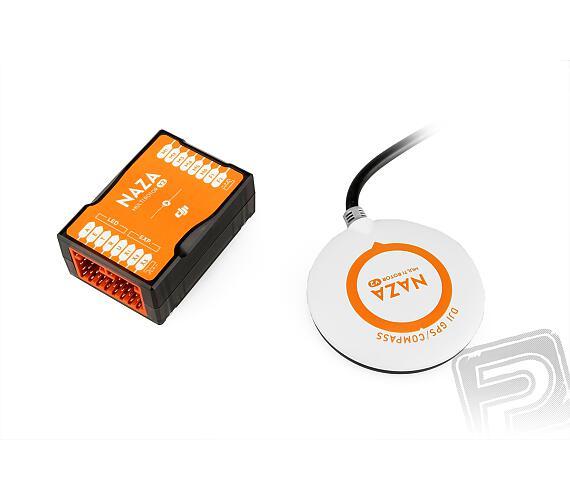 Naza M V2 + GPS Combo řídící jednotky pro multikoptéry + DOPRAVA ZDARMA