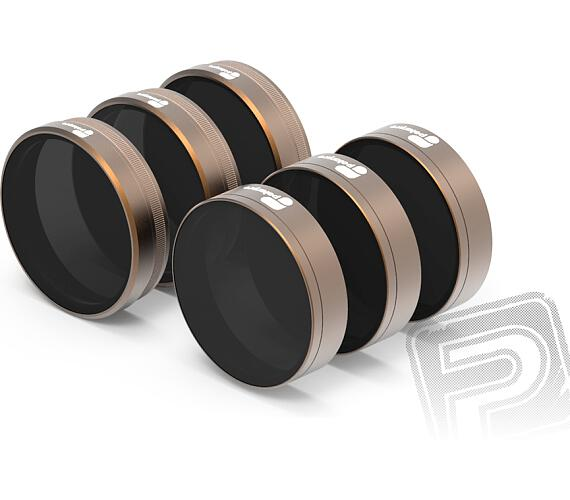 Phantom 4 PRO - sada filtrů (ND4/PL + DOPRAVA ZDARMA