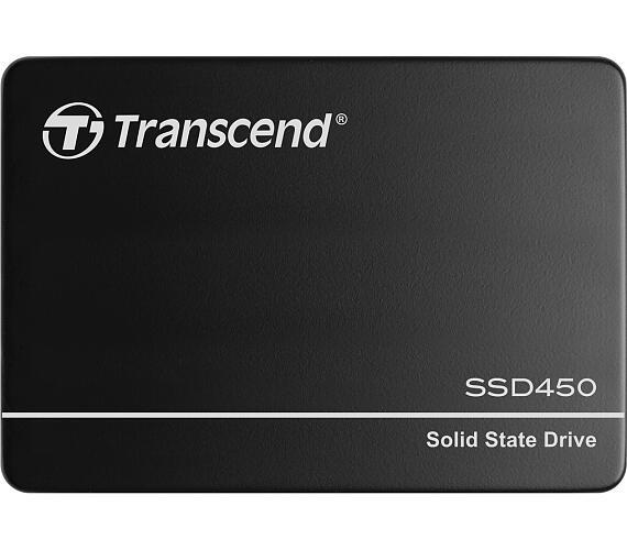 """Transcend SSD450K-I 512GB Industrial (3K P/E) SSD disk 2.5"""" SATA3 + DOPRAVA ZDARMA"""