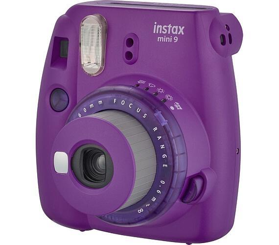 FUJI FUJIFILM Instax MINI 9 Purple