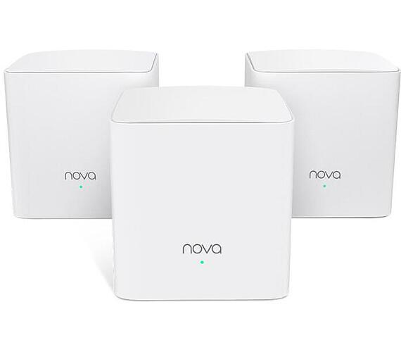 Tenda Nova MW5s (3-pack) WiFi AC1200 Mesh system Dual Band + DOPRAVA ZDARMA