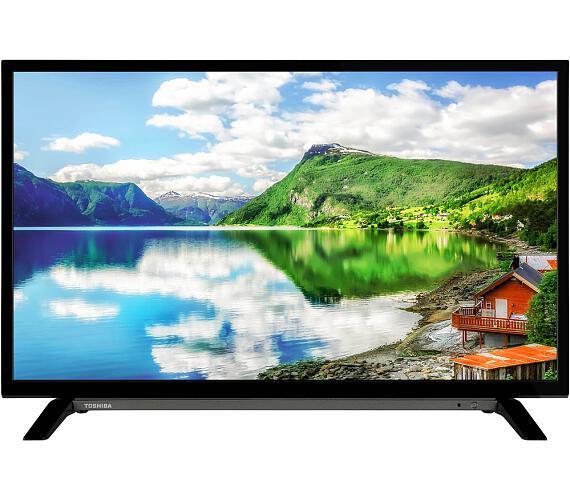 Toshiba 32LL2A63DG + DVB-T2 OVĚŘENO + DOPRAVA ZDARMA