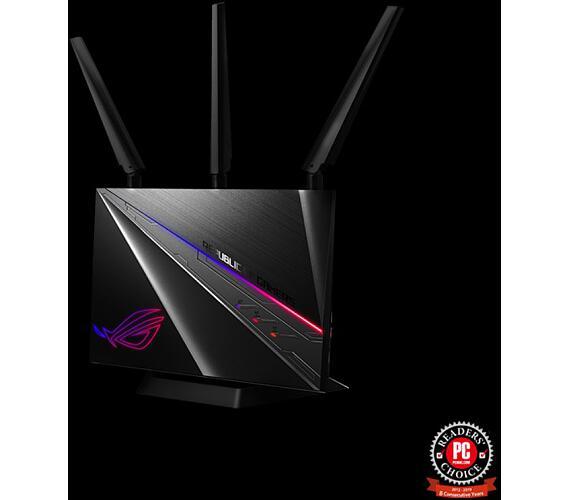 Asus ROG Rapture GT-AC2900 Herní Wi-Fi router AC2900 (90IG04Z0-MN2000) + DOPRAVA ZDARMA
