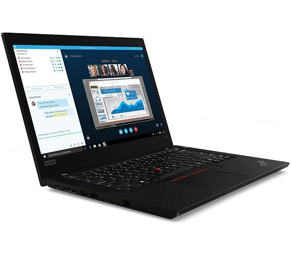 "Lenovo ThinkPad L490/ i5-8265U/ 8GB DDR4/ 256GB SSD/ Intel UHD 620/ 14""FHD IPS/ W10P/ Černý (20Q5002DMC)"