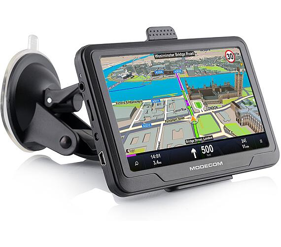 MODECOM FreeWAY SX2 GPS navigace