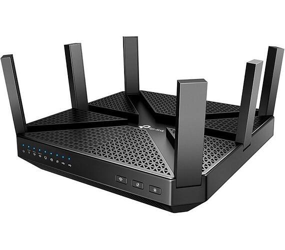 TP-Link Archer C4000 TriBand AC4000 router + DOPRAVA ZDARMA