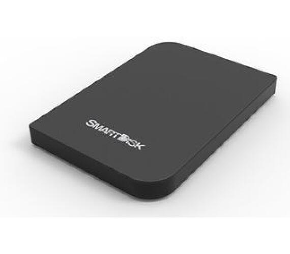 """HDD 2.5"""" 500GB USB 3.0 Recertifikovaný externí harddisk SmartDisk (69802) + DOPRAVA ZDARMA"""