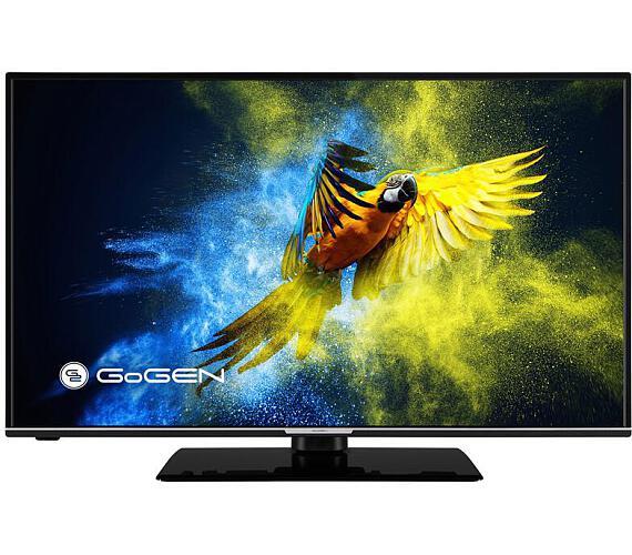 GoGEN TVF 43R552 STWEB + DVB-T2 OVĚŘENO