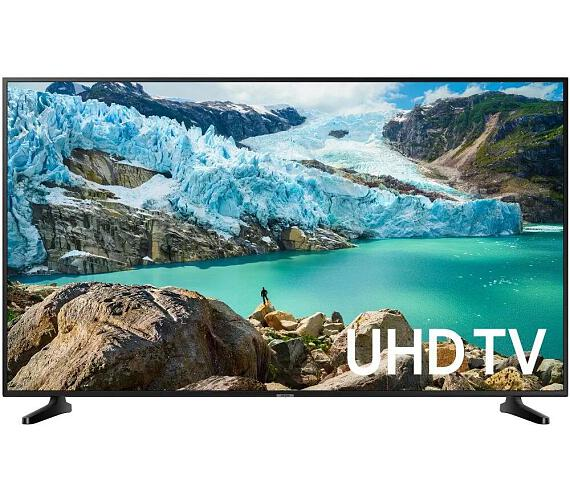 Samsung UE43RU7092 + DVB-T2 OVĚŘENO