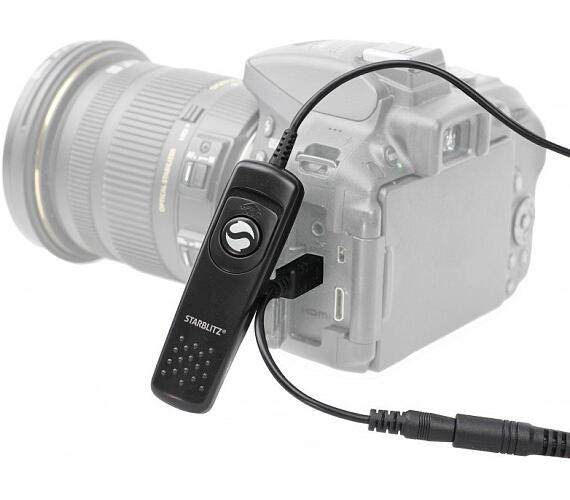 Starblitz kabelová spoušť MECANO II Nikon/Canon/Sony Alfa7