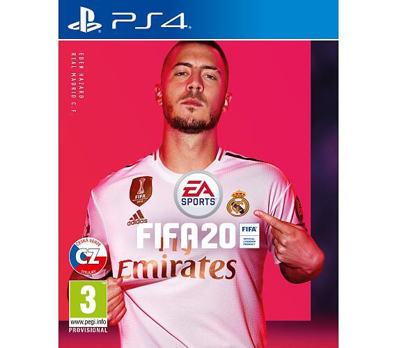 Hra pro PS4 FIFA 20