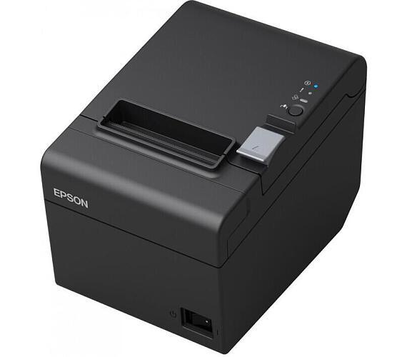 EPSON TM-T20III - černá/USB/seriová/zdroj (C31CH51011)