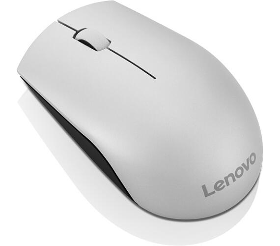 Lenovo 520 Wireless Mouse - stříbrná (GY50T83716)