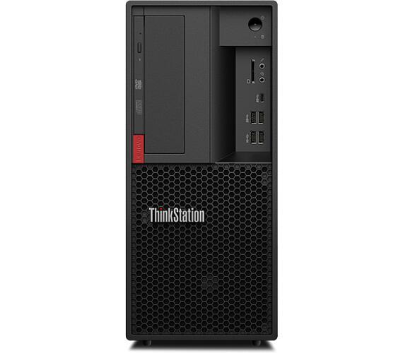 Lenovo ThinkStation TS P330 TWR/E-2244G/16G/512/P2200/DVD/W10P + Sleva 50€ na bundle s monitorem! (3