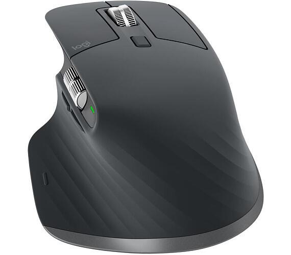 Logitech MX Master 3 Advanced Wireless Mouse - GRAPHITE - EMEA (910-005694) + DOPRAVA ZDARMA