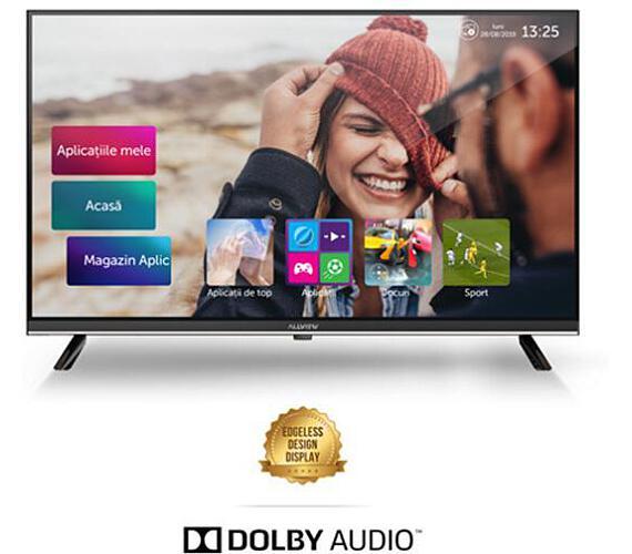 Allview 32ATS5500-H černá + DVB-T2 OVĚŘENO