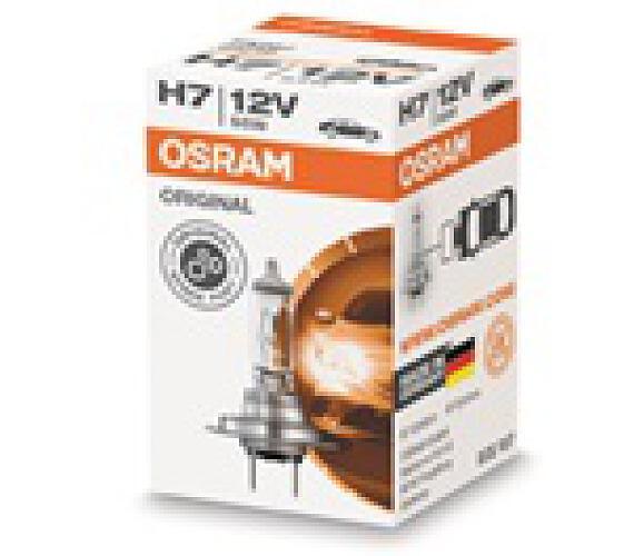 OSRAM autožárovka H7 STANDARD 12V 55W PX26d (Krabička 1ks) (64210)
