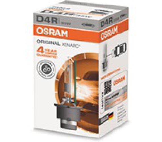 OSRAM xenonová výbojka D4R XENARC 12/24V 35W P32d-6 4300K živ.3000h (Krabička 1ks) (66450)