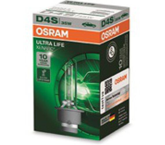 OSRAM xenonová výbojka D4S XENARC ULTRALIFE 12/24V 35W P32d-5 4300K živ. až 300000 km (Krabička 1ks) (66440ULT) + DOPRAVA ZDARMA