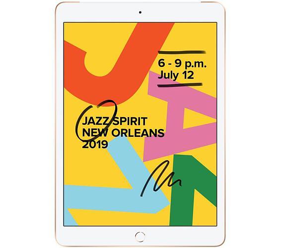 iPad Wi-Fi + Cell 32GB - Gold (MW6D2FD/A)