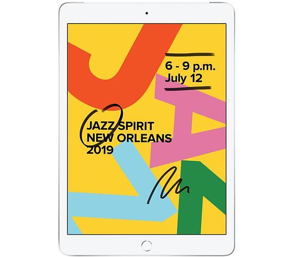 iPad Wi-Fi + Cell 128GB - Silver (MW6F2FD/A)