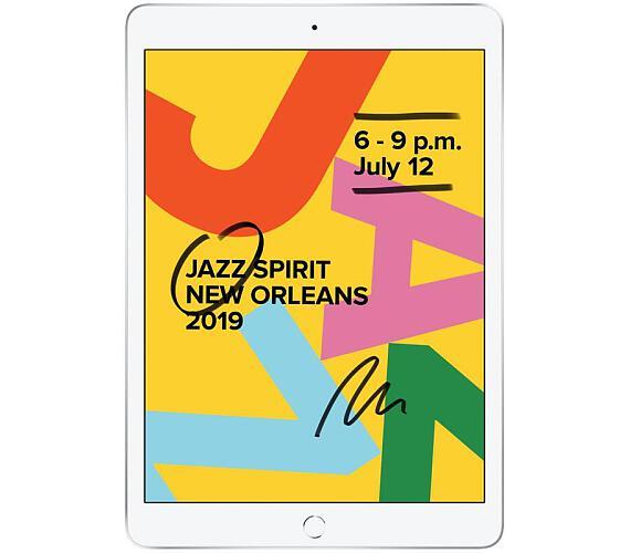 iPad Wi-Fi 32GB - Silver (MW752FD/A)