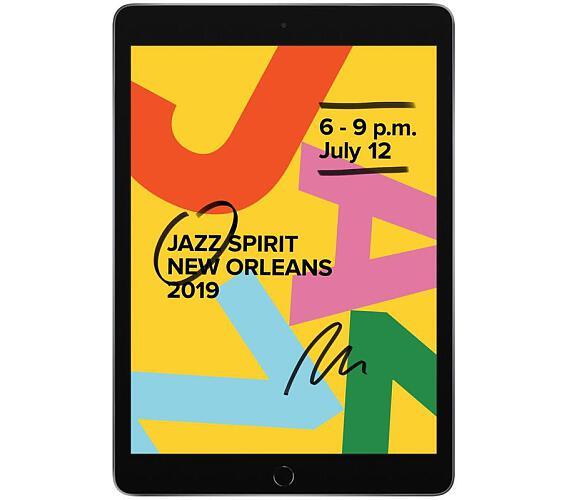iPad Wi-Fi 128GB - Space Grey (MW772FD/A)