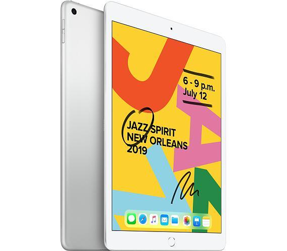 iPad Wi-Fi 128GB - Silver (MW782FD/A)
