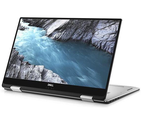 """Dell XPS 15 Touch (9575)/ i7-8705G/ 16GB/ 1TB SSD/ AMD Radeon RX Vega M GL/ 15.6"""" UHD dot/ FPR/ W10/ stříbrný/ 2YNBD (TN-9575-N2-714S) + DOPRAVA ZDARMA"""