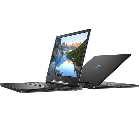 """Dell G7 17(7790)/i7-9750H/16GB/256GB+1TB/17,3""""/FHD/BT/CAM/FPR/6GB GTX 1660Ti/Win10 64bit/černý (N-7790-N2-718K)"""