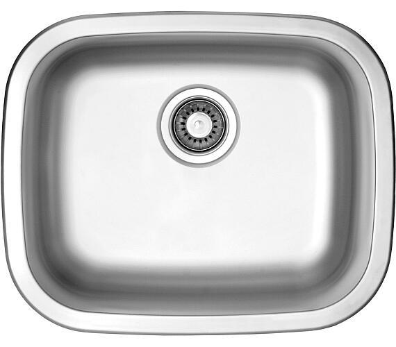 Sinks NEPTUN 526 V 0,6mm matný + Záruka 5 let + DOPRAVA ZDARMA