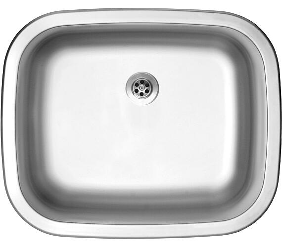 Sinks NEPTUN 526 M 0,6mm matný + Záruka 5 let + DOPRAVA ZDARMA