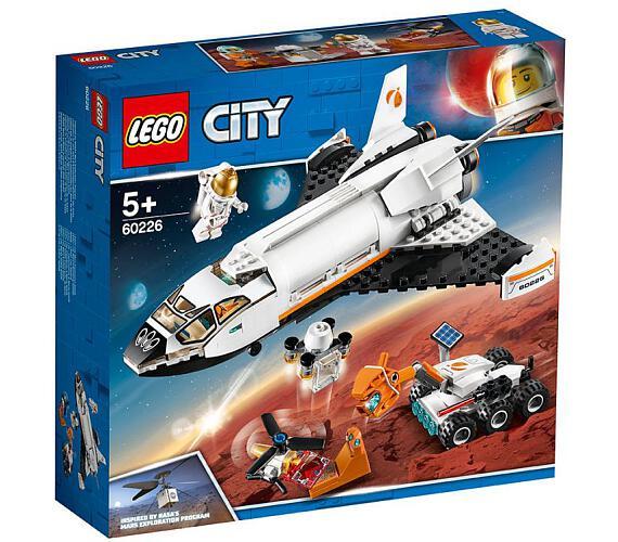 Lego City Měsíční vesmírná stanice