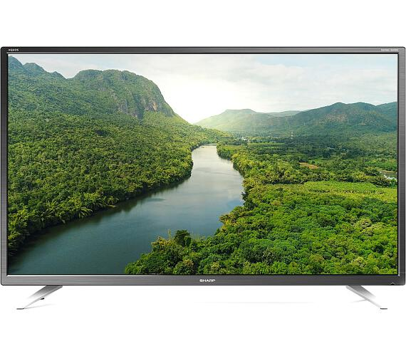 Sharp 32BG2E + DVB-T2 OVĚŘENO + DOPRAVA ZDARMA