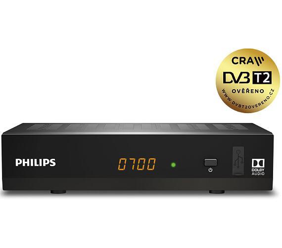 Philips DTR3502BFTA DVB-T/T2
