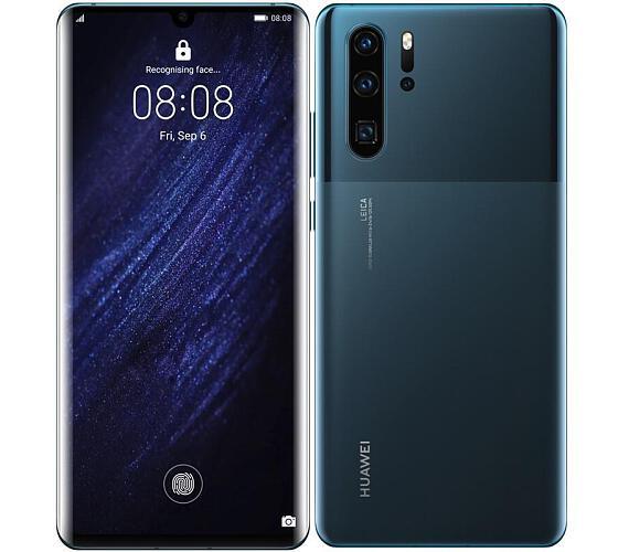 Huawei P30 Pro DualSIM gsm tel. 6+128GB Mystic Blue + DOPRAVA ZDARMA