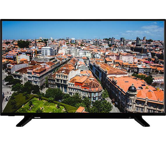 Toshiba 43U2963DG + DVB-T2 OVĚŘENO + DOPRAVA ZDARMA