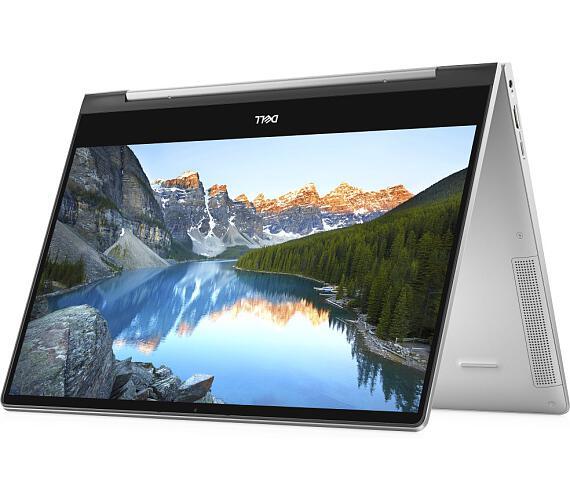 """DELL Inspiron 13 7000 2v1 (7391) Touch/ i5-10210U/ 8GB / 256GB SSD/ 13.3"""" FHD dotykový/ W10/ stříbrný/ 2Y Basic on-site (TN-7391-N2-5"""