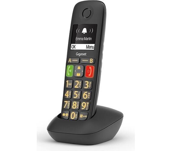 SIEMENS GIGASET E290HX - DECT/GAP přídavné sluchátko k modelu Gigaset E290
