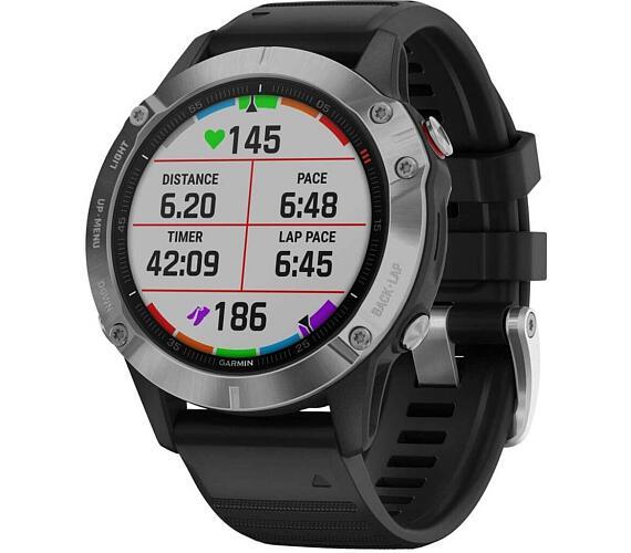 Garmin GPS sportovní hodinky fenix6 Glass