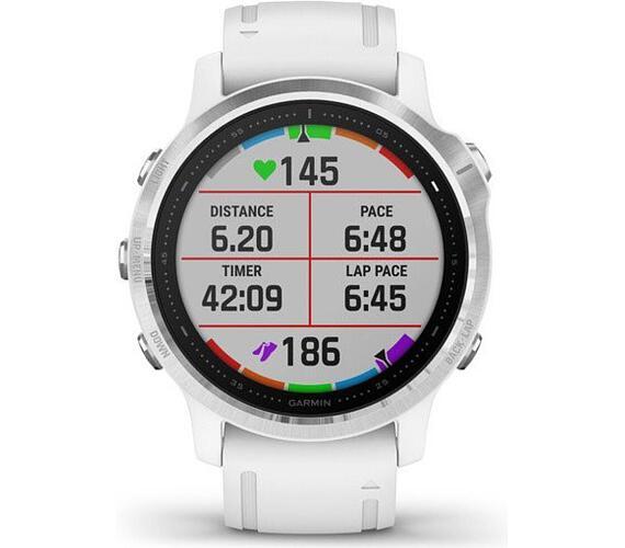 Garmin GPS sportovní hodinky fenix6S Glass