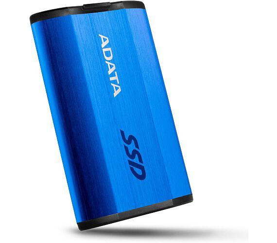 ADATA External SSD 1TB SE800 USB 3.2 Gen2 type C modrá (ASE800-1TU32G2-CBL)